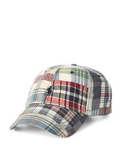 18d00cd9 Polo Ralph Lauren Marina Twill Cap | Bloomingdale's