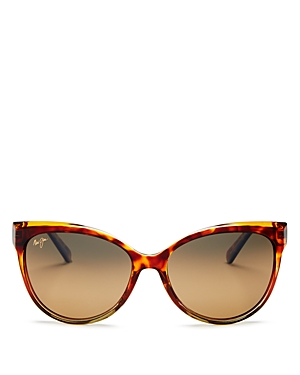 Maui Jim Women\\\'s Olu Olu Polarized Cat Eye Sunglasses, 59mm-Jewelry & Accessories