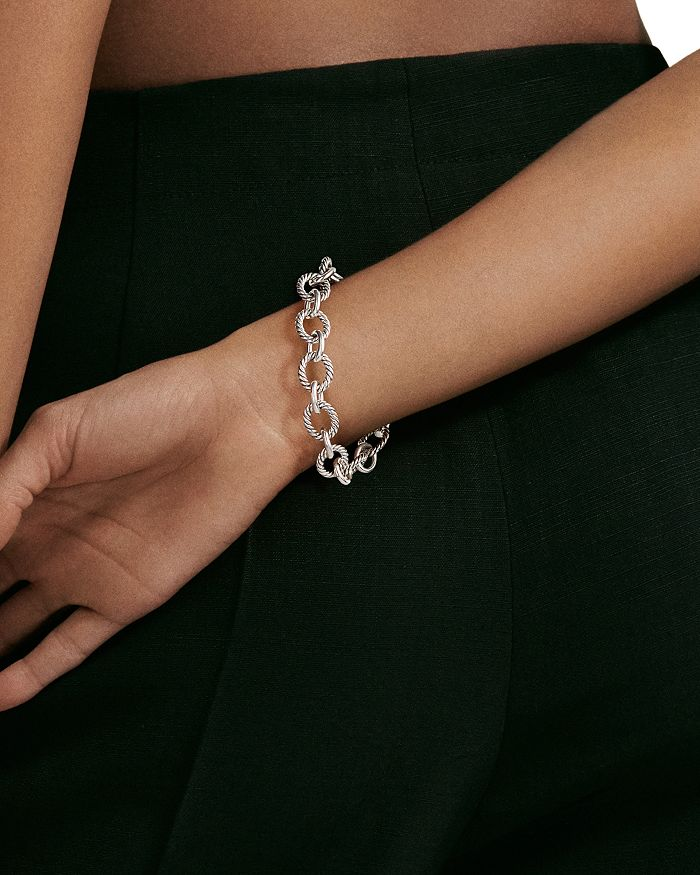 17165e4e71fe3 Oval Large Link Bracelet
