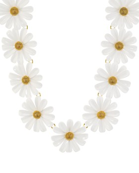 kate spade new york - Daisy Chain Statement Necklace