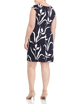 NIC and ZOE Plus - Iris Twist Dress