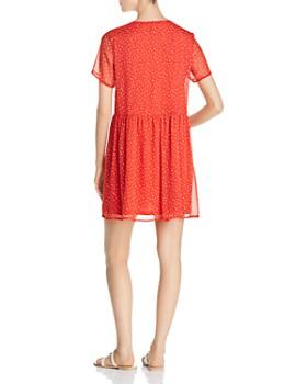 Vero Moda - Printed Babydoll Dress