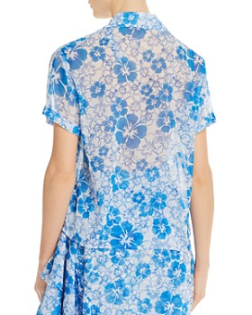All Things Mochi - Nora Floral Shirt