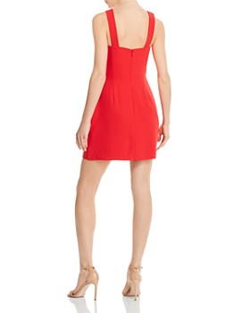 Amanda Uprichard - Nia Mini Dress