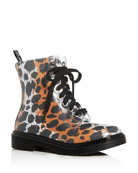 Sergio Rossi - Women's Winter Jelly Platform Boots