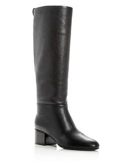 Sergio Rossi - Women's Jodie Block-Heel Boots