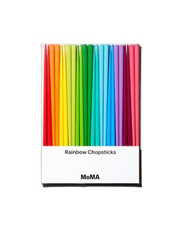 MoMA - Rainbow Chopsticks, Set of 12