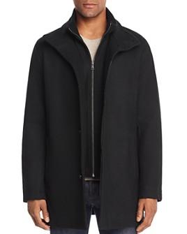 Cole Haan - Bib-Front Car Coat