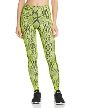 Noli Yoga - Python-Print Leggings