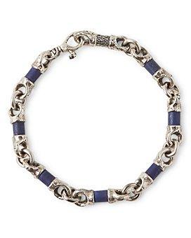John Varvatos Collection - Sterling Silver Link Bracelet