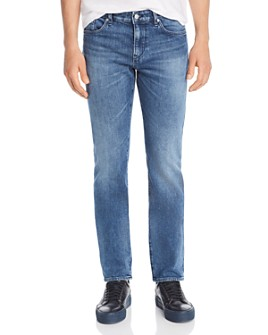 BOSS - Delaware Comfort Slim Fit Jeans in Blue