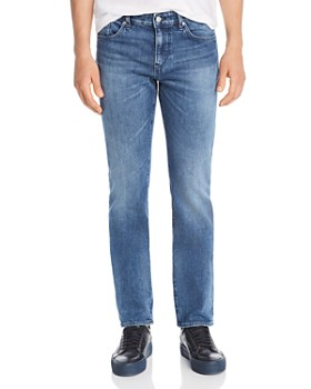 104aef7ca BOSS Hugo Boss - Delaware Comfort Slim Fit Jeans in Blue ...