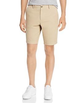 BOSS - Slice Regular Fit Twill Shorts