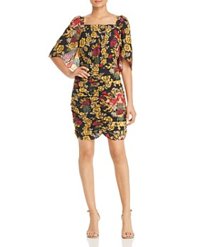 Kobi Halperin - Leandra Printed Silk Dress