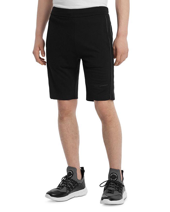 KARL LAGERFELD PARIS - Piped Shorts