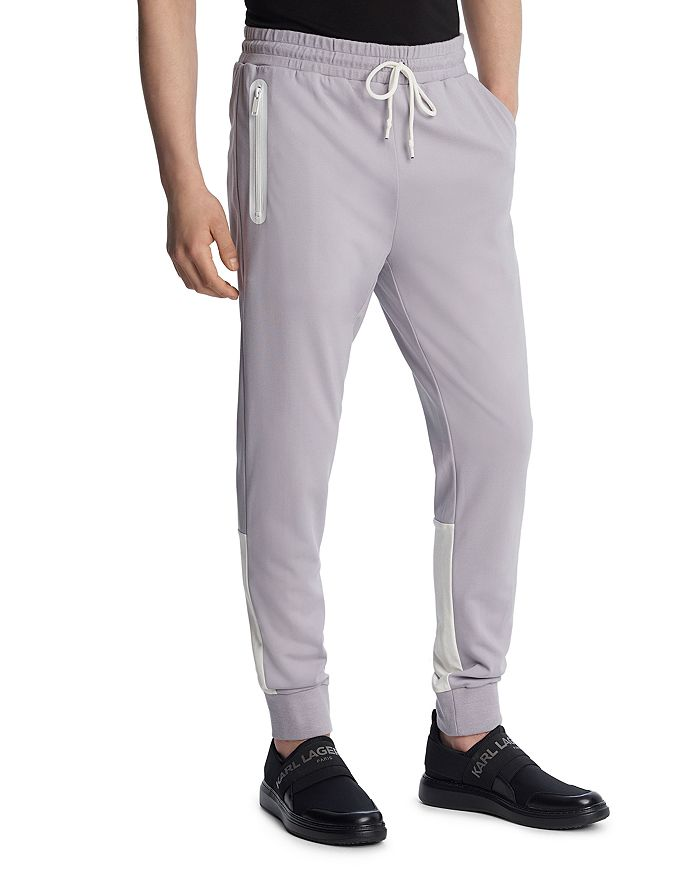 KARL LAGERFELD Paris - Color-Block Track Pants