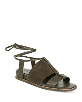 Vince - Women's Forster Low Wedge Sandals