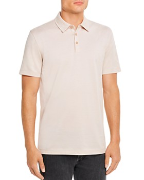BOSS - Oxford Piqué Regular Fit Polo Shirt