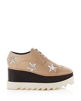 Stella McCartney - Women's Star Sneaker Elyse Platform Sneakers