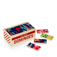 Chronicle Books - Andy Warhol Wooden Dominoes