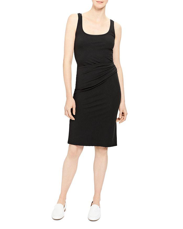 Theory - Drape-Detail Dress