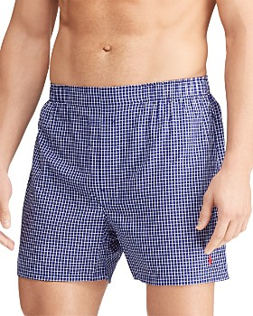 Polo Ralph Lauren - Printed Boxers - Pack of 3