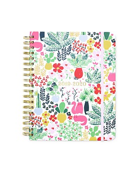kate spade new york - Mega 17-Month Planner, Garden Posy