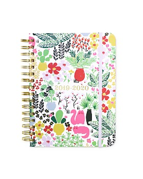 kate spade new york - Large 17-Month Planner, Garden Posy
