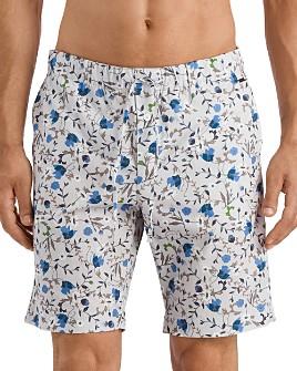 Hanro - Luca Floral-Print Regular Fit Shorts