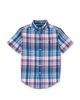 6fe814db Big Boys' Dress Shirts & Button Down Shirts (Size 8-20) - Bloomingdale's