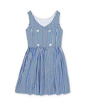 Ralph Lauren - Ralph Lauren Girls' Striped Dress - Little Kid