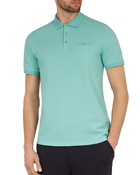 b2dd2c4ba Ted Baker - DYA Textured Regular Fit Polo Shirt - 100% Exclusive ...