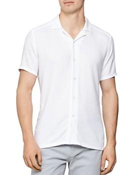 REISS - Clint Slim Fit Button-Down Shirt