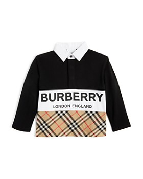 Burberry - Boys' Quentin Rugby Shirt - Little Kid, Big Kid