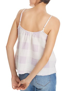 Nation LTD - Millie Checkered Swing Cami