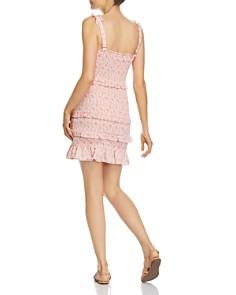 Parker - Laurel Ruffle Floral Dress