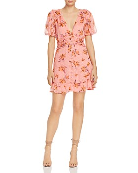 Rahi - Fiesta Mila Ruffled Floral-Print Mini Dress
