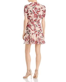 Jay Godfrey - Earle Floral Mini Dress