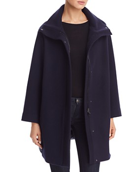 Weekend Max Mara - Adige Quilted-Back Coat