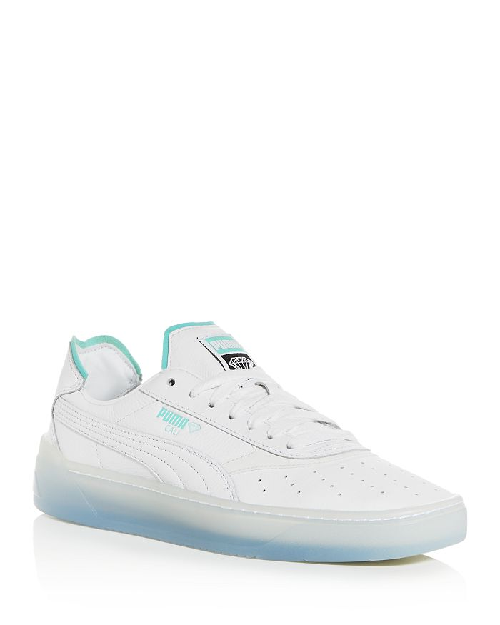 42cd39d8a0 x Diamond Supply Co. Men's Cali-0 Leather Low-Top Sneakers