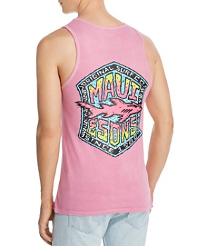 Maui and Sons - Aggro Badge Graphic Tank