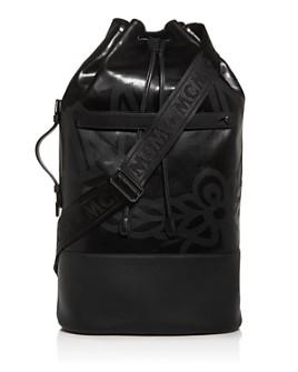MCM - Max Coated Canvas Drawstring Backpack