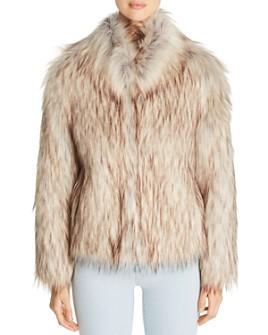 Unreal Fur - Delish Short Faux Fur Coat