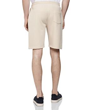 REISS - Walter G. Dyed Drawstring Shorts