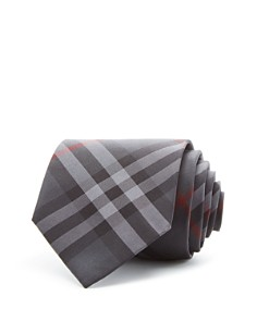 Burberry - Manston Vintage Check Silk Classic Tie