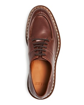 Bally - Men's Lyndon Leather Bicycle-Toe Loafers
