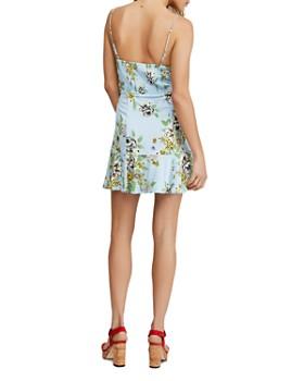 68b0c3c5c93d ... Free People - Happy Heart Ruched Mini Dress