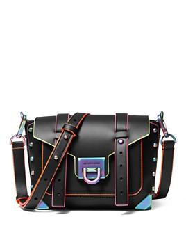 MICHAEL Michael Kors - Manhattan Small Iridescent Messenger Bag