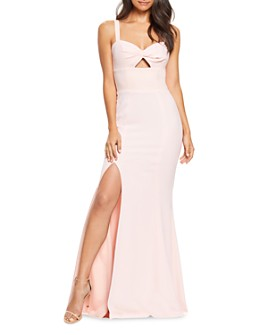Dress the Population - Brooke Cutout Gown