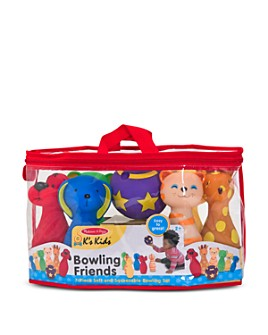 Melissa & Doug - Bowling Friends Play Set - Ages 2+
